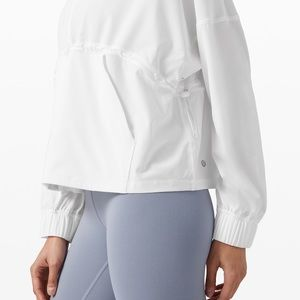 All day breeze pullover hoodie Lululemon